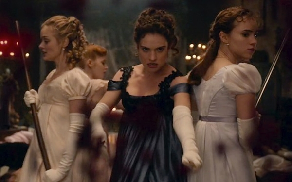 <i>Pride and Prejudice and Zombies</i>: Jane Austen would only think it's kind of funny