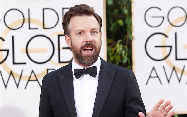 Jason Sudeikis is an everyman for the early 21st century