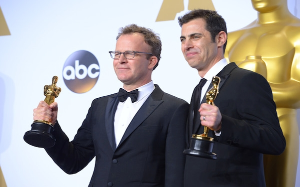 'Spotlight's' Tom McCarthy took the unusual actor-writer-director path on his way to an Oscars win