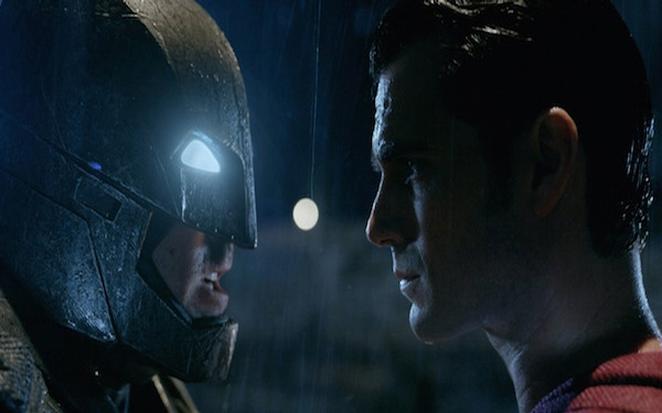 'Batman v Superman': Ben Affleck, Henry Cavill and Zack Snyder talk superhero smack down