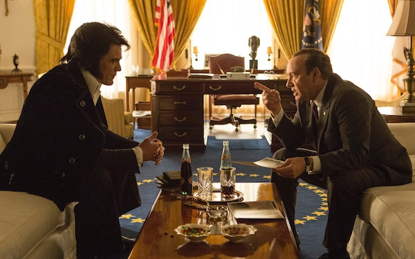 <i>Elvis & Nixon</i>: an absurd kind-of-true tale of two icons meeting