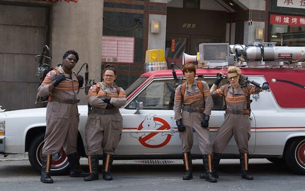 Why feminists have an obligation to see 'Ghostbusters'