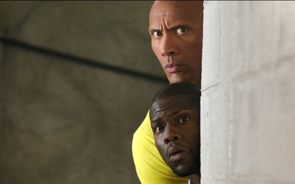'Central Intelligence' full of comedy, Hart