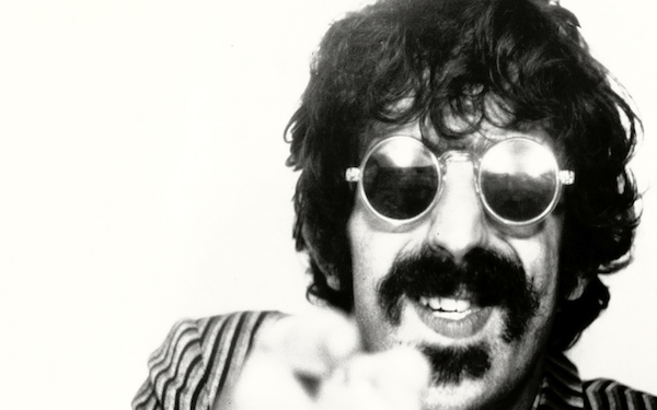 <i>Eat That Question - Frank Zappa in his Own Words</i> is just that and remarkable in its own right