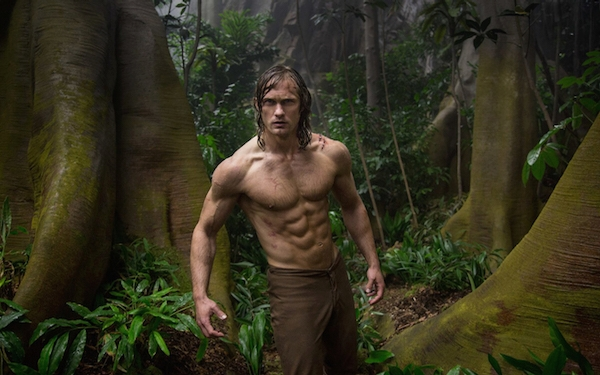 Can you make a non-racist Tarzan movie?