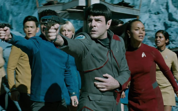 <i>Star Trek Beyond</i> is another solid addition to the franchise and a standout this summer