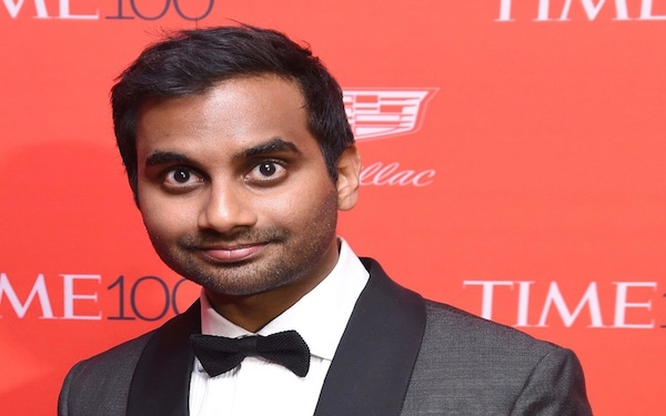 For Aziz Ansari, 'Master of None' and show business are personal