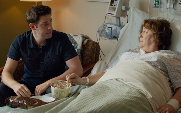 A stellar cast isn't enough to make family dramedy <i>The Hollars</i> worth a visit home