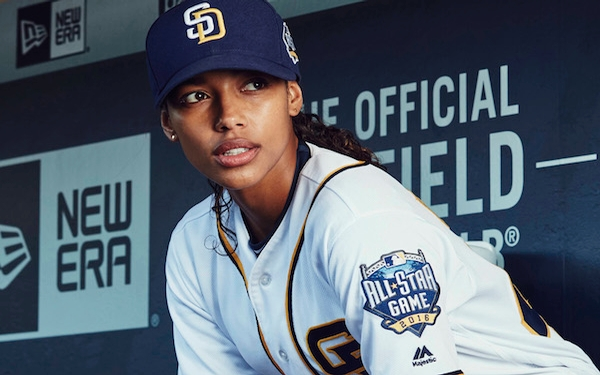 Kylie Bunbury in the big leagues with 'Pitch'