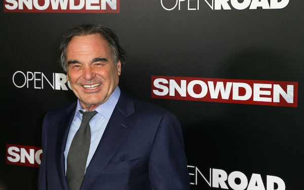 Oliver Stone, in his own blunt words