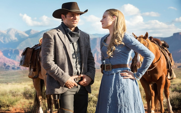 'Westworld' uses Wild West fantasies to address big issues