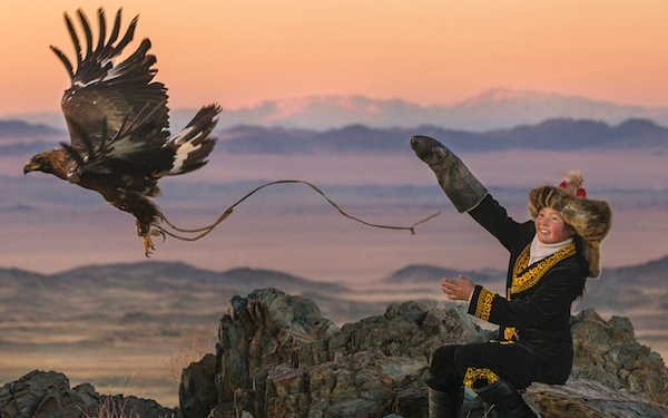 <i>The Eagle Huntress</i> kicks butt in all the right places