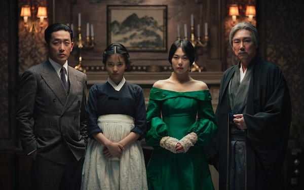 Dir. Park Chan-wook's dazzling twisted romance, <i>The Handmaiden</i>