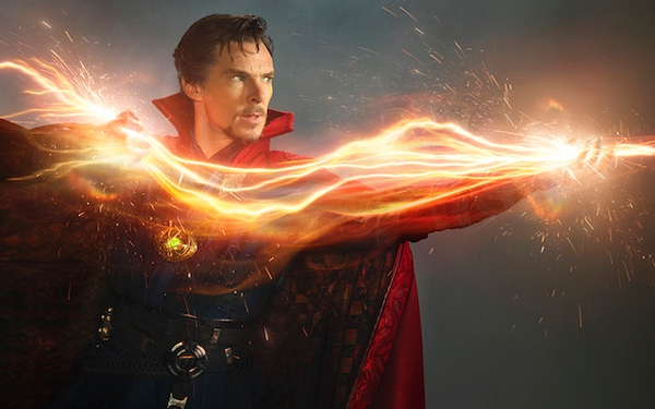 20 fun facts about Dr. Strange