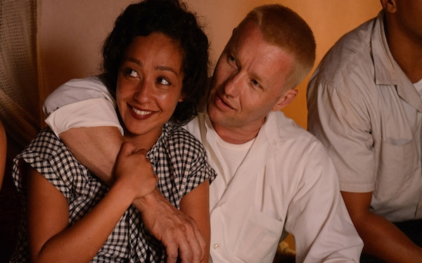 Joel Edgerton brings a quiet calm and an actor's anger to interracial marriage drama 'Loving'