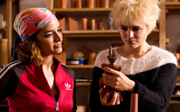 Pedro Almodovar's radiant melodrama 'Julieta' is a work of subdued mastery