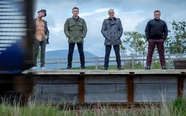 'Trainspotting' reunion: Two decades later, Renton, Sick Boy and the rest of Scottish gang are back