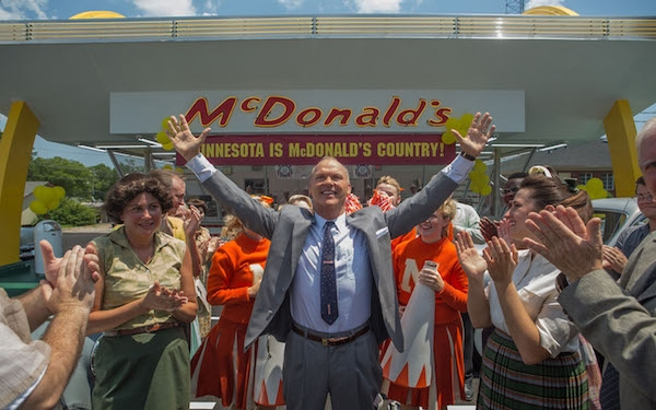 Keaton fascinating as Kroc in 'The Founder'