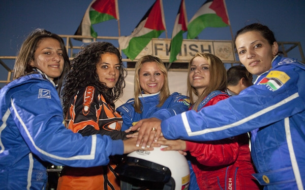 'Speed Sisters' of the West Bank: Doc on all-female race car team in the Mideast