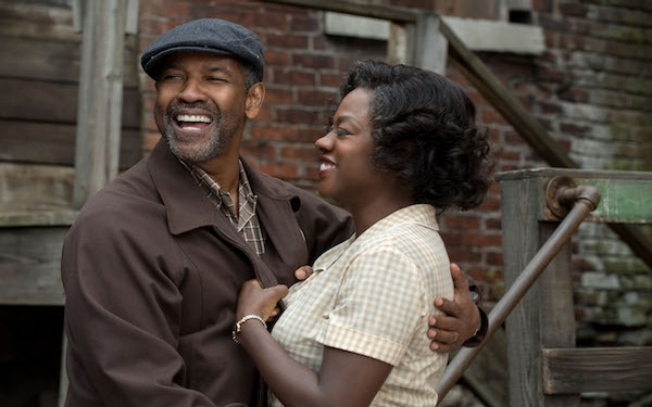 The always-potent Denzel Washington embraces his role as the flawed Troy Maxson in 'Fences'