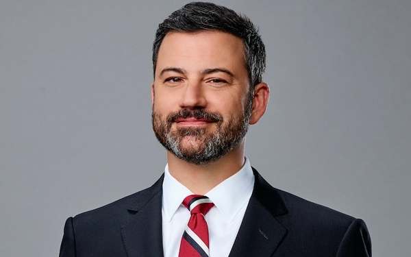 Politics, performance issues are on host Jimmy Kimmel's mind