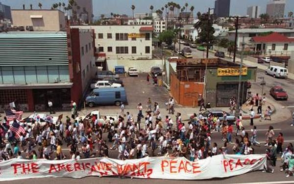 The Lost Tapes: The L.A. Riots