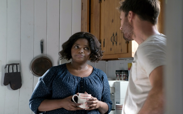 Octavia Spencer 'was not going to be deterred'