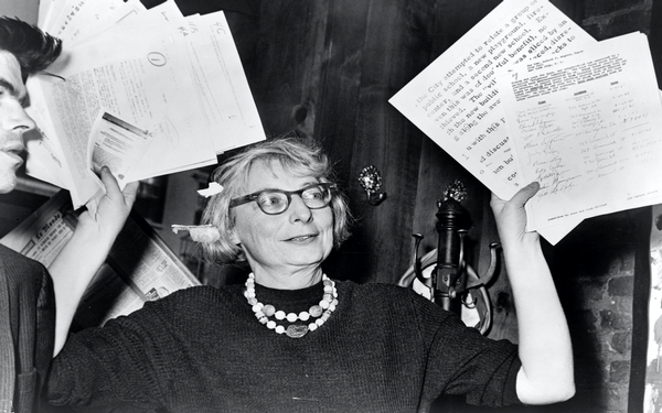 It's bulldozers vs. neighborhoods in 'Citizen Jane,' about activist Jane Jacobs