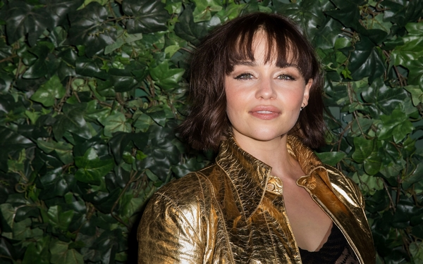 'Voice From the Stone' called out to Emilia Clarke