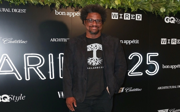 W. Kamau Bell returns to CNN to throw 'Shades'