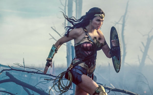 'Wonder Woman' may flip the superhero script