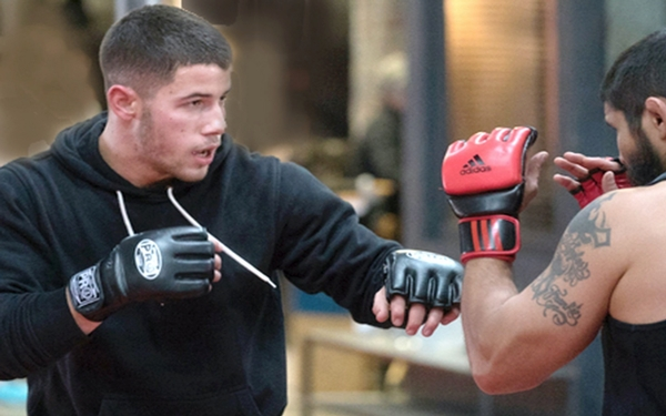 Nick Jonas: 'I always think I'm going to be fired the first day of a new job'
