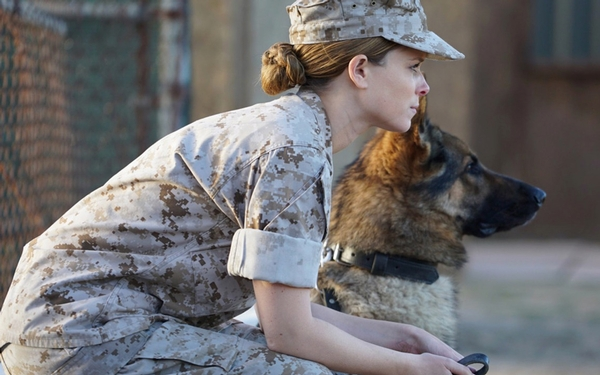 Blackfish' director Gabriela Cowperthwaite dives into the world of feature films with 'Megan Leavey'