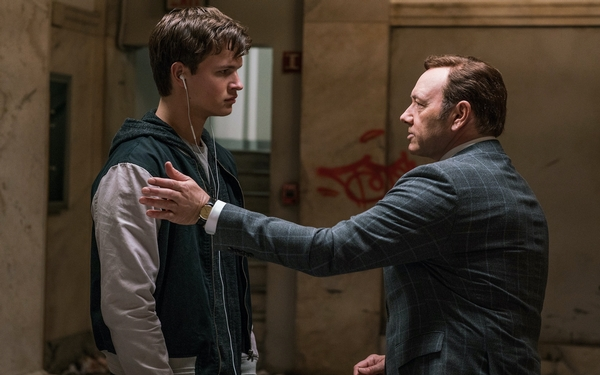 'Baby Driver' started for director Edgar Wright with a few notes