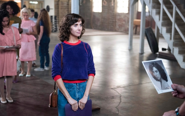 Q&A: How Netflix's wrestling comedy 'GLOW' helped Alison Brie and Betty Gilpin push against type