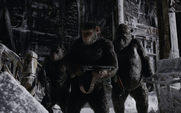 'War for the Planet of the Apes' is a rare breed of blockbuster