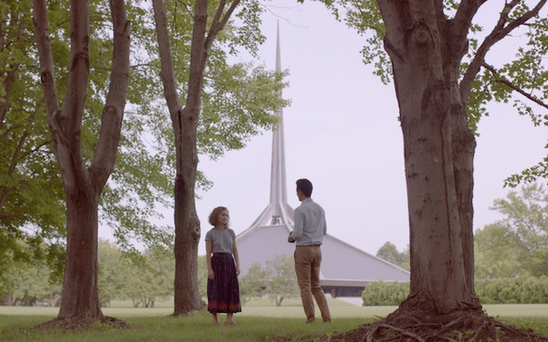 <i>Columbus</i> is an impressive, yet incomplete first go for dir. Kogonada
