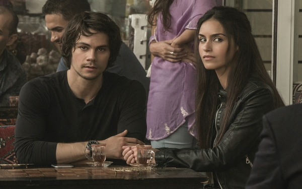 'American Assassin' star draws on his own struggle