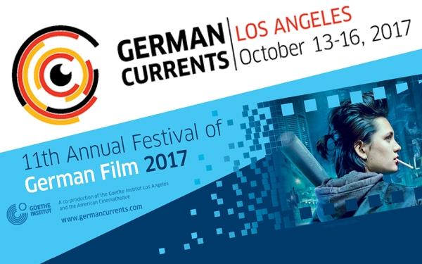 11th Annual German Currents Film Festival (Oct. 13 - 16)