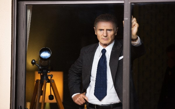 Liam Neeson and dir. Peter Landesman talk <i>Mark Felt</i> and the power of whistleblowers
