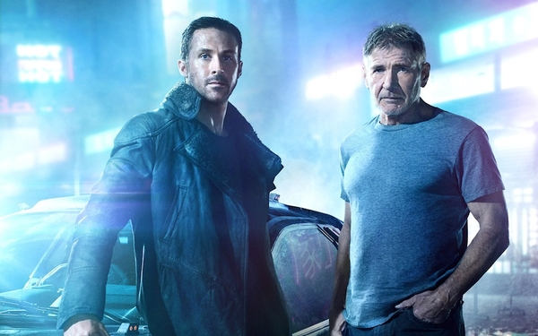 Ryan Gosling & Denis Villeneuve -'no idea how the world will react' to the risky 'Blade Runner 2049'