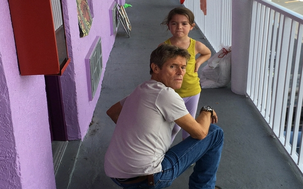 Willem Dafoe finds the warmth of 'The Florida Project'