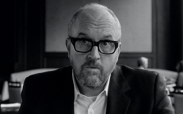 Louis C.K. issues statement regarding sexual misconduct allegations.