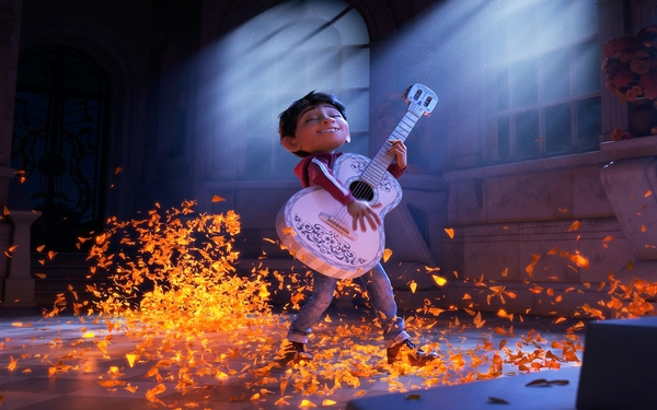 Pixar's 'Coco' sings a high-spirited but sometimes faltering tune