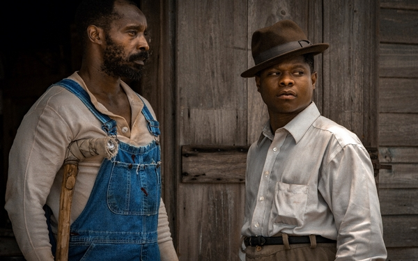'I fought for him': Jason Mitchell on lessons to be learned from 'Mudbound'