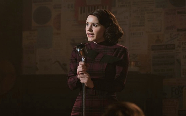 Amazon's 'Marvelous Mrs. Maisel' is a bit too whimsical, but it resonates with times