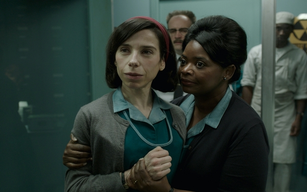 'The Shape of Water' is a fantastic fantasy