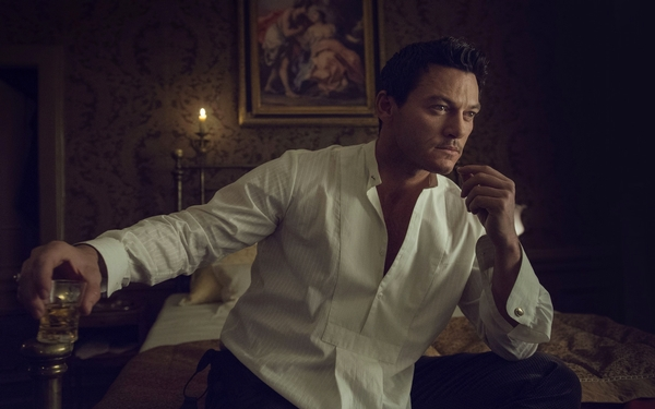 Luke Evans takes on another interesting role in 'The Alienist'