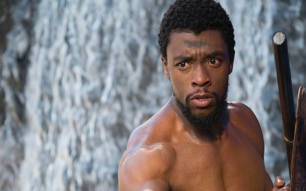 How Chadwick Boseman brought power and purpose to Marvel's 'Black Panther'