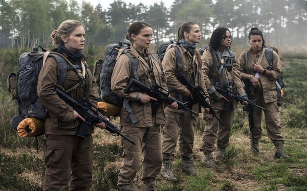 'Annihilation' review: Natalie Portman leads journey to the center of the blob